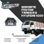 SOPORTE MOTOR TRAS HYUNDAI H200