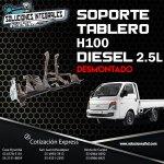 SOPORTE TABLERO DESMONTADO H100 DIESEL 2.5L