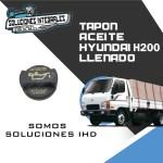 TAPON ACEITE H200 LLENADO