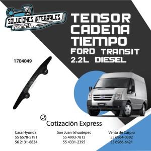 TENSOR CADENA TIEMPO FORD TRANSIT 2.2L DIESEL