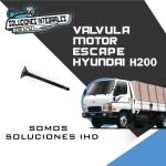 VALVULA MOTOR ESCAPE HYUNDAI H200