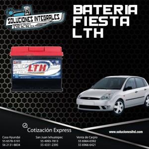 BATERIA FORD FIESTA LTH