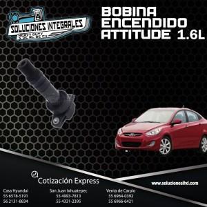 BOBINA ENCENDIDO ATTITUDE 1.6L