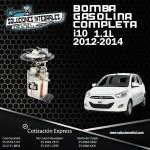 BOMBA GASOLINA COMPLETA I10 1.1L 12-14