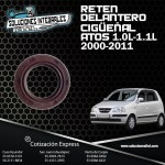 RETEN DELANTERO CIGÜEÑAL ATOS 1.0L-1.1L 00-11