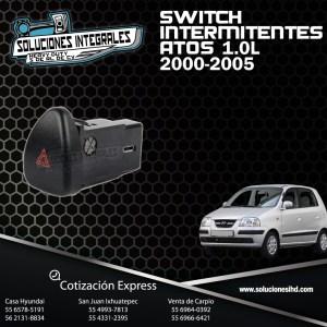 SWITCH INTERMITENTES ATOS 1.0L 00-05