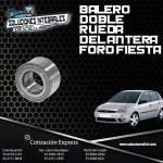 BALERO RUEDA DOBLE DELANTERA FORD FIESTA