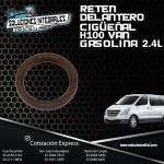 RETEN CIGÜEÑAL DELANTERO H100 VAN 2.4L GASOLINA