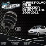 CUBREPOLVO CAJA DIRECCION ATOS 1.0L 1.1L