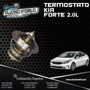 TERMOSTATO KIA FORTE 2.0L 16-18