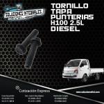 TORNILLO TAPA PUNTERIAS H100 DIESEL 2.5L