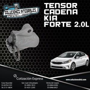 TENSOR CADENA KIA FORTE 2.0L