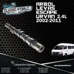 ÁRBOL LEVAS ESCAPE URVAN 2.4L 02-11