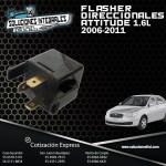 FLASHER DIRECCIONALES ATTITUDE 1.6L 06/11