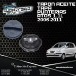 TAPON ACEITE TAPA PUNTERIAS ATOS 1.1L 06/11
