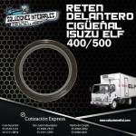 RETEN DELANTERO CIGÜEÑAL ISUZU ELF 400/500
