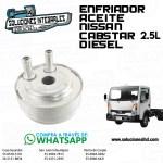 ENFRIADOR ACEITE NISSAN CABSTAR 2.5L DIESEL
