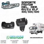 SOPORTE MOTOR DEL. DER. ISUZU ELF 400
