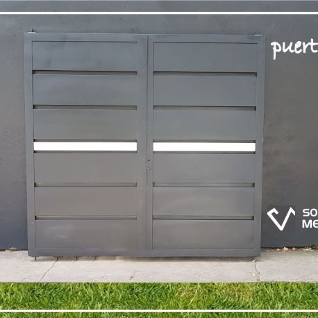 Puerta pivot