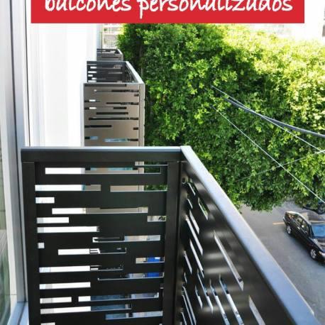 Balcones personalizados