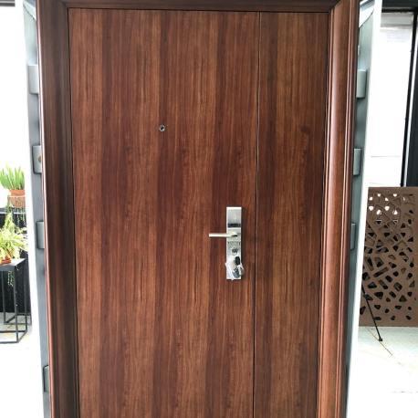 Puerta blindada V