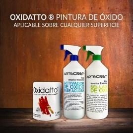 Kit de pintura Oxidatto