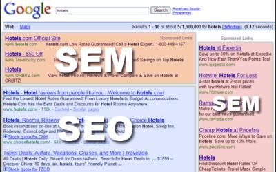 Diferencia entre SEO y SEM en el marketing digital