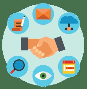 TQM gestión calidad total aplicado a relación con clientes