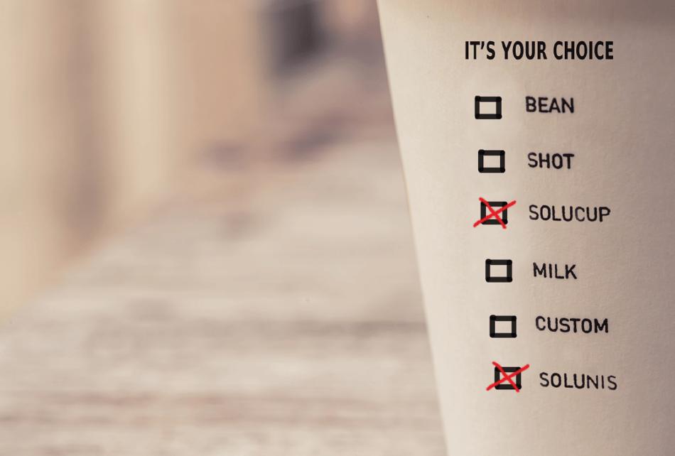Rücknahmelösung für Coffee-to-go-Becher