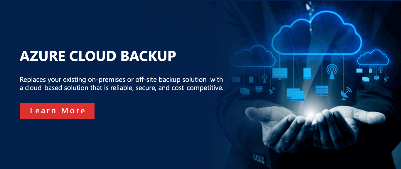 Azure Cloud Backup