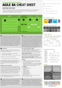 free agile ba cheat sheet