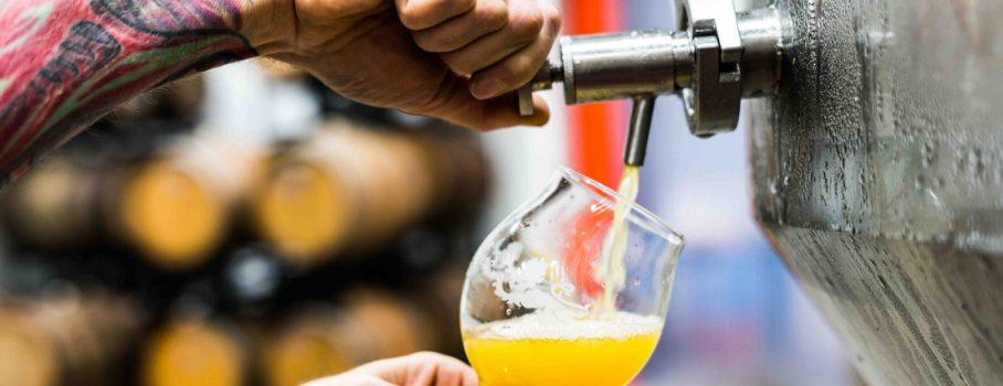 ozone wine beer production ozono produção cerveja vinho