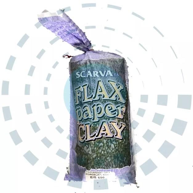 Flax paper CLAY E/S 600
