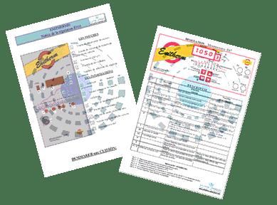 Notices régulations