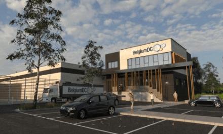 Inauguration de BelgiumDC, NRB et Etix Everywhere aux commandes