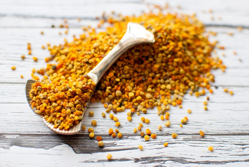 Pollen d'Abeille_Solutions Santé Naturelle