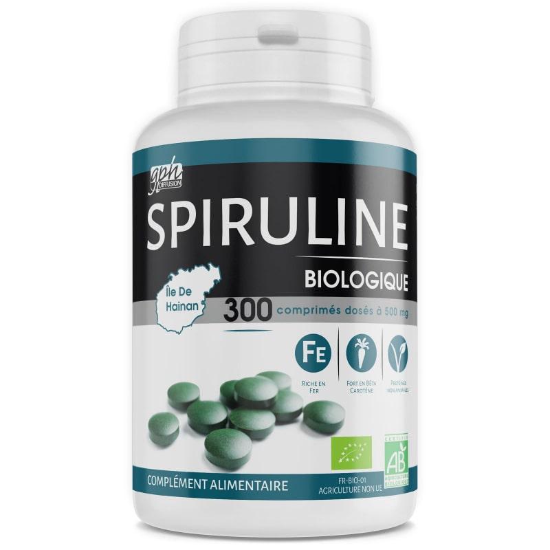 spiruline-bio-300-comprimés-500-mg_GPH Diffusion