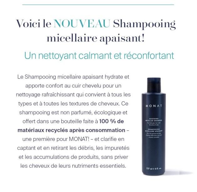 Shampoing non parfumé et écologique