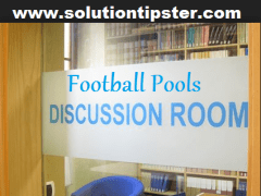 POOL DISCUSSION ROOM Archives - SolutionTipster : SolutionTipster