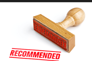 recommended tip