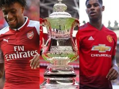 Today's match preview; Arsenal host Manchester United as two of the FA cup's most successful sides clash.