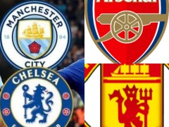 Super Sunday match preview; Arsenal look to leap back into 4th position as Manchester United take on Liverpool. And in the Carabao Cup final,  it's Manchester City against Chelsea yet again