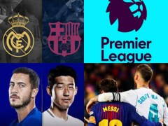 Today's match preview; Chelsea host Tottenham as Manchester City play host to West Ham. Away in Spain, the El Clasico takes centre stage.