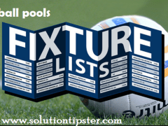 POOL FIXTURES Archives - SolutionTipster : SolutionTipster