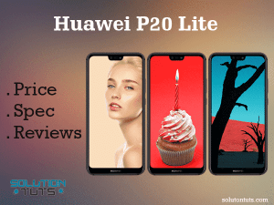 Huawei P20 Lite Price in Pakistan