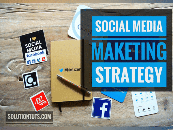 Strategy Approach for Building Social Media Program | Marketing strategy
