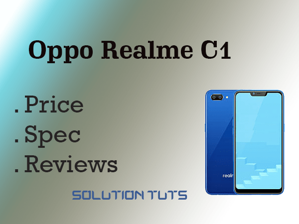 Oppo Realme C1 Price In USA & UAE | SPECIFICATION