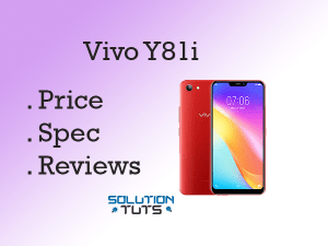 Vivo Y81i  Price In USA & UAE   Specification