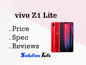 VIVO Z1 Lite Price In USA & UAE | Specification