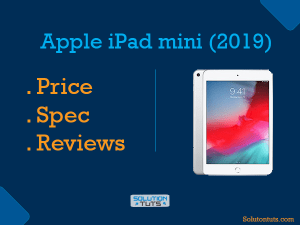 Apple iPad mini (2019) Full Spec & Price In USA & UAE